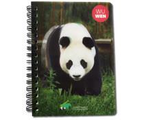 3D notebook Wu Wen