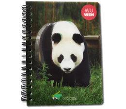 3D notitieboekje Wu Wen