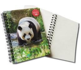 3D notitieboekje Xing Ya
