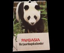 Pandasia verjaardagskalender A4