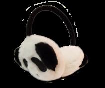 Panda oorwarmers