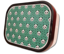 Panda lunch box - Mepal