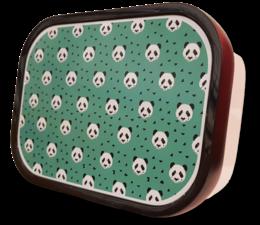 Panda lunchbox met bento bakje - Mepal