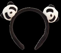 Pandasia Panda hair band