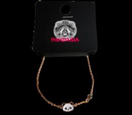 Pandasia Gold colored panda bracelet