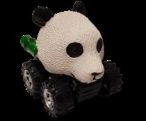 Pandasia Panda car