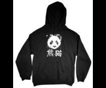 Pandasia Panda volwassen hoodie zwart