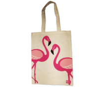 Totebag Flamingo