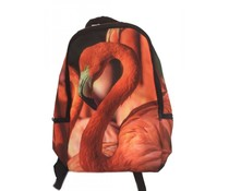 Backpack flamingo