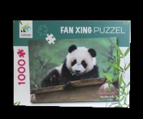 Pandasia Fan Xing Puzzel