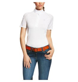 Ariat ARIAT APTOS VENT SHOW SHIRT WHITE