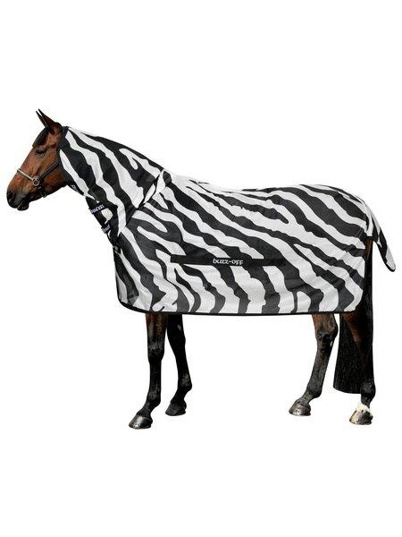 Bucas Bucas Buzz off zebra full neck