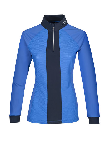Equiline Equiline Polo anti uv FIAMMA Royal Blue L