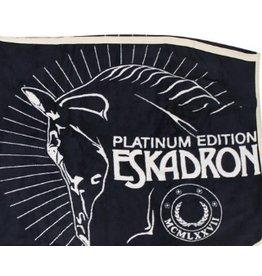 Eskadron Eskadron Dralon deken platinum blauw XL