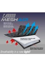 Le mieux Le Mieux Zadeldek carbon mesh air square