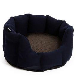 Hondenmand Munro Softbed  Tweed/Sweater 75x75x30cm