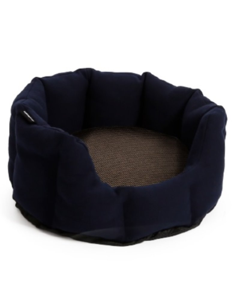 51 Degrees Hondenmand Munro Softbed  Tweed/Sweater 75x75x30cm