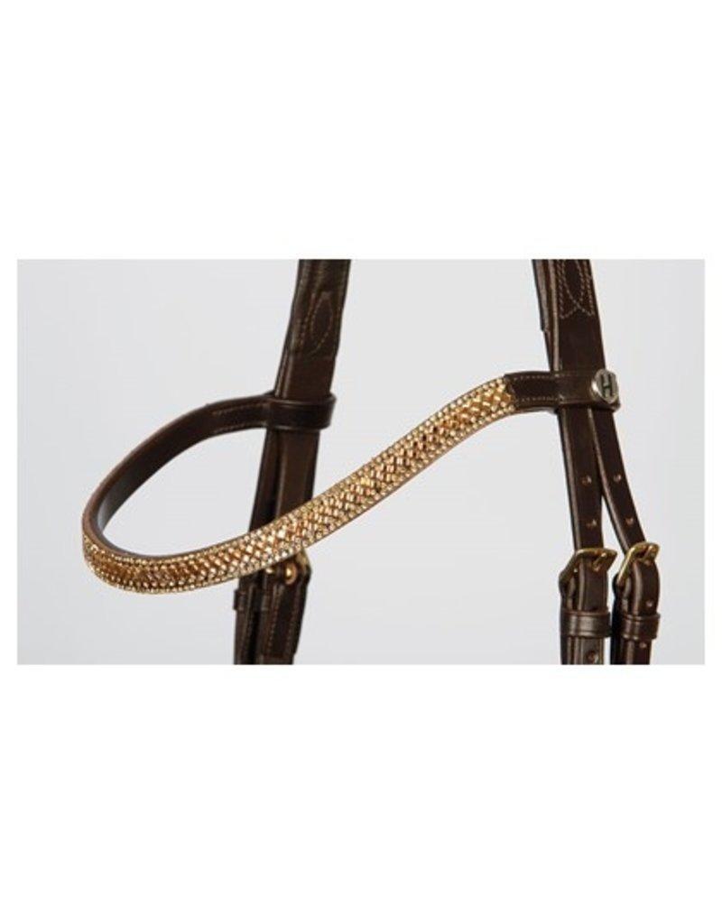 Harry's Horse Harry`s Horse Hoofdstel Metallic Brass