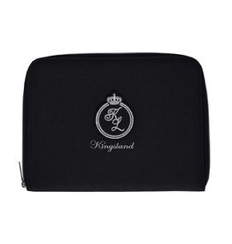 Kingsland Kingsland Saint Peire paspoort cover zwart