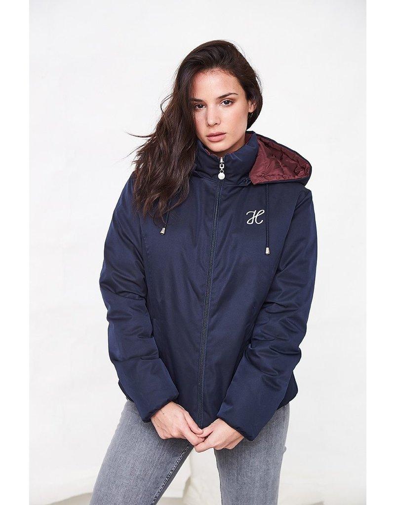 Harcour Harcour Lisa Parka reversible  Jacket