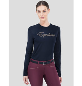 Equiline Equiline T-Shirt Lotus