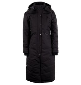 Montar Montar Dicte black long jacket water proofed