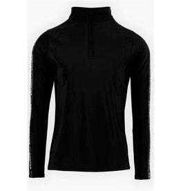 Montar Montar Leonora black polo logo tape