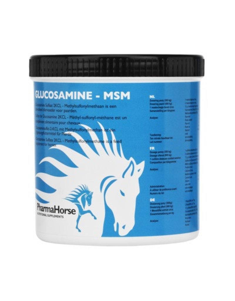 PharmaHorse Glucosamine & MSM 500