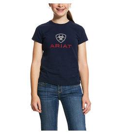 Ariat Ariat  Shirt Logo Girls Maat XL (176)