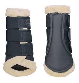 Eskadron Eskadron Faux Fur Boots Classic