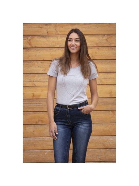 Ekkia Ekkia Shirt Tessa Grey M