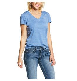 Ariat Ariat shirt Laguna Blue Heather MT XS