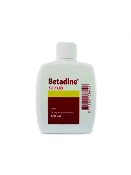 Hofman Animal Care Betadine scrub