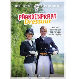 HB Ruitersport Paardenpraat TV Dressuur Boek