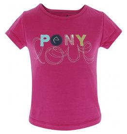 E-KIDS PONYLOVE T-SHIRT MAAT 004/104