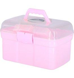 Ekkia H-Tonic poetskoffer roze gevuld