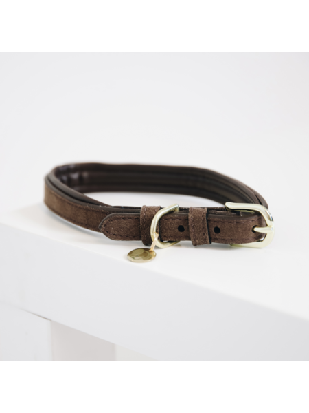 Kentucky Horsewear Kentucky Halsband Velvet leather