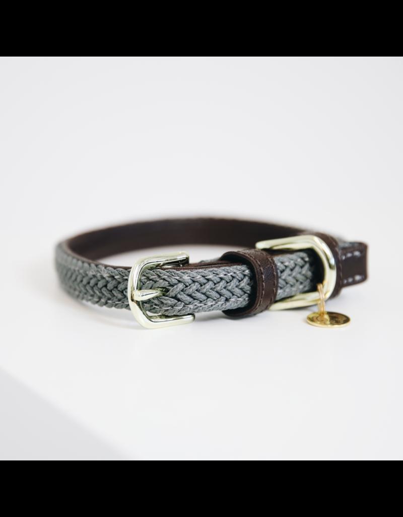 Kentucky Horsewear Kentucky Gevlochten Nylon Halsband