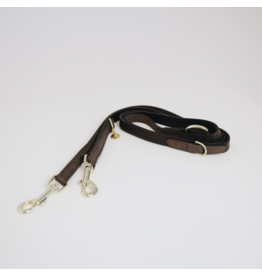 Kentucky Horsewear Kentucky Looplijn Hond velvet Bruin  2M