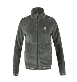 Kingsland Kingsland Dekatja Ladies Coral Fleece jacket