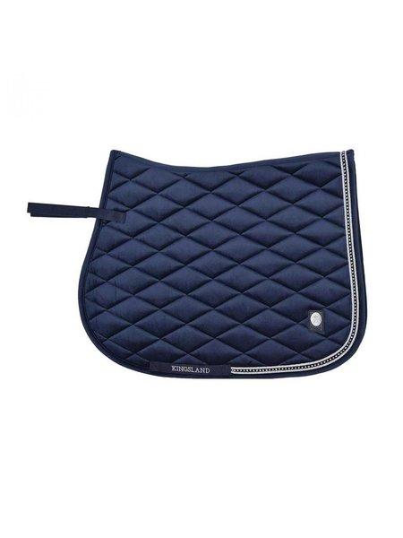 Kingsland Kingsland Dawn Velvet Saddle pad coolmax