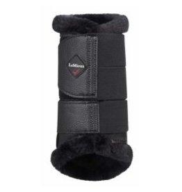 LeMieux LMX Fleece lined Brushing Boots 8954