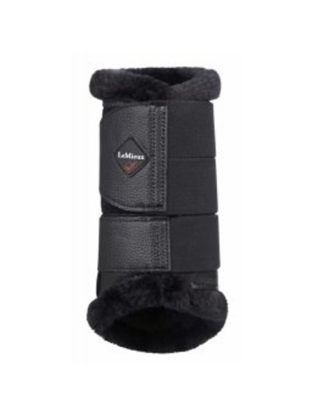 LeMieux LMX Fleece lined Brushing Boots 8954