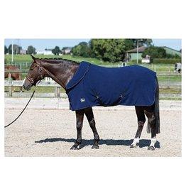 Harry's Horse Fleecedeken met oprolbare nek
