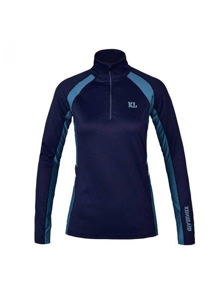 Kingsland Kingsland Ilda Ladies Training shirt 1/2 zip