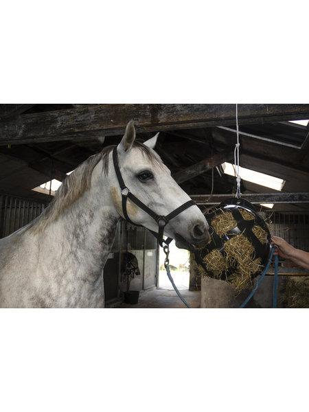 Hofman Animal Care Hay Slowfeeder Grey diam. 40 cm Kunststof