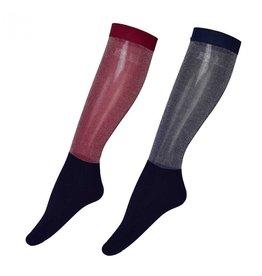 Kingsland Joan Glitter Show Sokken One Size Multi
