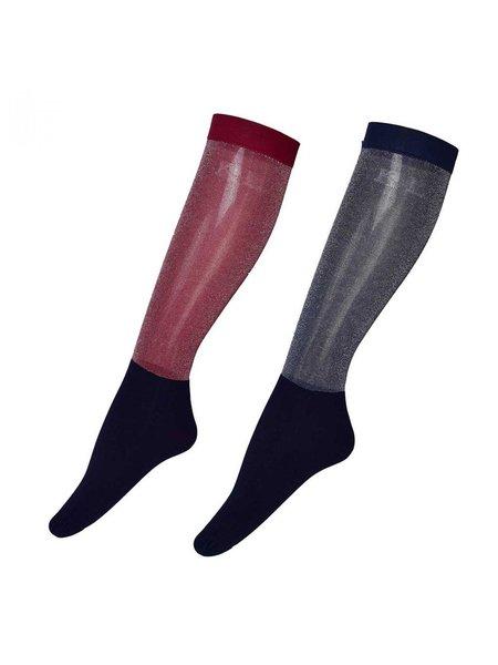 Kingsland Kingsland Joan Glitter Show Sokken One Size Multi