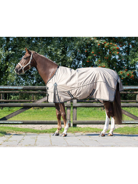 QHP QHP Deken turnout collection fleece
