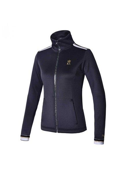 Kingsland Kingsland Jemima Ladies Fleece Jacket Black